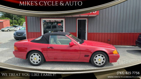 1994 Mercedes-Benz SL-Class for sale at MIKE'S CYCLE & AUTO - Mikes Cycle and Auto (Liberty) in Liberty IN