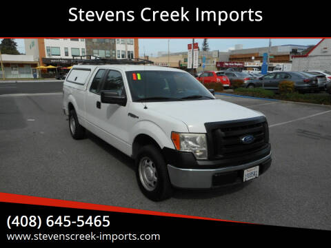 2011 Ford F-150 for sale at Stevens Creek Imports in San Jose CA