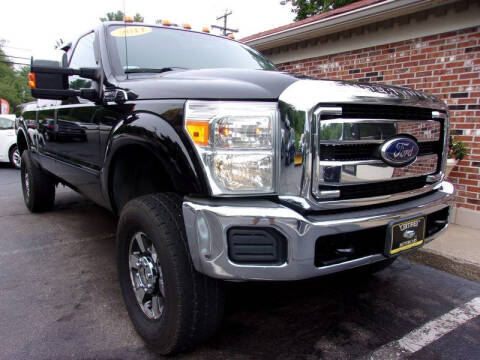 2011 Ford F-250 Super Duty for sale at Certified Motorcars LLC in Franklin NH