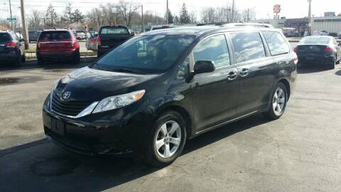 2011 Toyota Sienna for sale at Nonstop Motors in Indianapolis IN