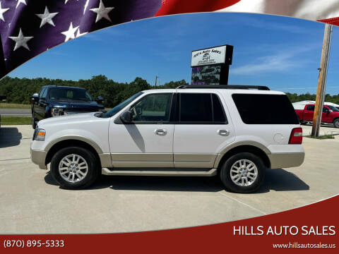2010 Ford Expedition for sale at Hills Auto Sales in Salem AR