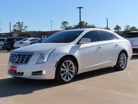 2014 Cadillac XTS for sale at Ron Carter  Clear Lake Used Cars in Houston TX