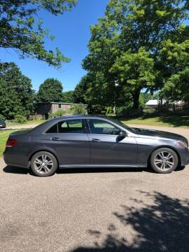 2015 Mercedes-Benz E-Class for sale at Dave's Garage Inc in Hampton NH