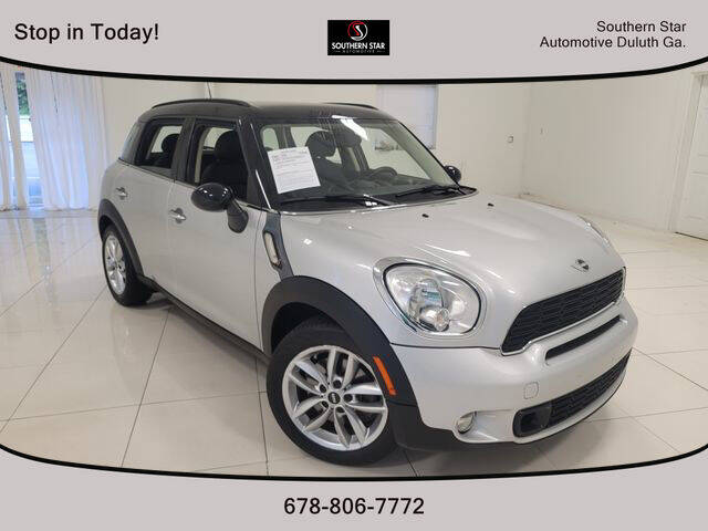 2011 MINI Cooper Countryman for sale at Southern Star Automotive, Inc. in Duluth GA