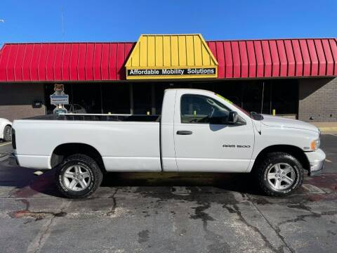 2005 Dodge Ram Pickup 1500 for sale at Affordable Mobility Solutions, LLC - Standard Vehicles in Wichita KS