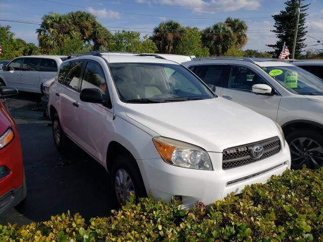 2008 Toyota RAV4 for sale at Mike Auto Sales in West Palm Beach FL