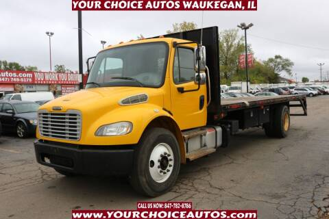 2013 Freightliner M2 106 for sale at Your Choice Autos - Waukegan in Waukegan IL