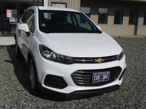 2020 Chevrolet Trax for sale at Caribbean Auto Mart in St Thomas VI
