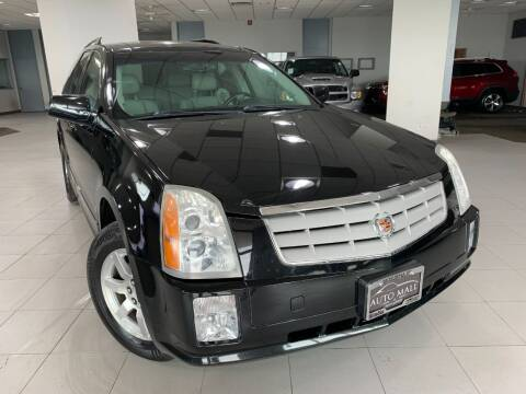 2009 Cadillac SRX for sale at Auto Mall of Springfield in Springfield IL