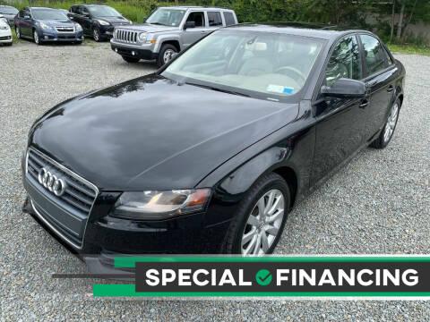 2012 Audi A4 for sale at Auto4sale Inc in Mount Pocono PA