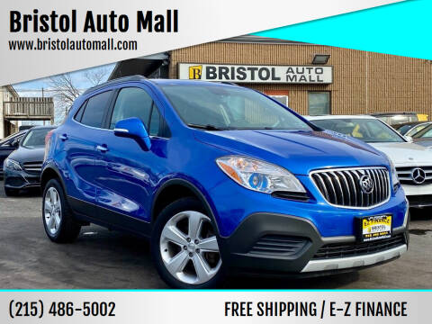 2015 Buick Encore for sale at Bristol Auto Mall in Levittown PA
