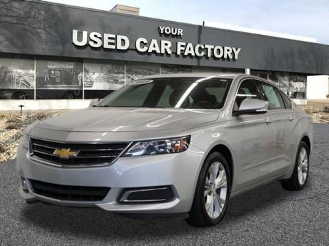 2014 Chevrolet Impala for sale at JOELSCARZ.COM in Flushing MI