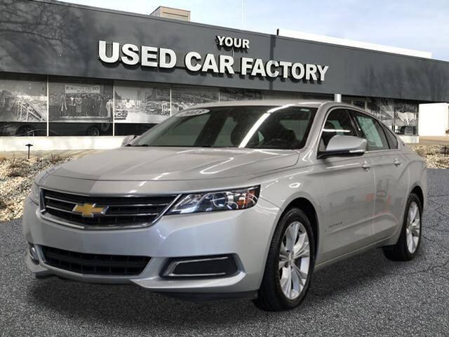 2014 Chevrolet Impala for sale at JOELSCARZ.COM in Flushing MI