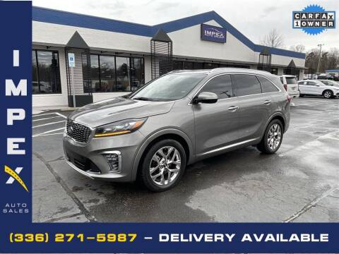 2019 Kia Sorento for sale at Impex Auto Sales in Greensboro NC