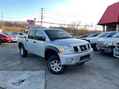 2005 Nissan Titan for sale at KB Auto Mall LLC in Akron OH
