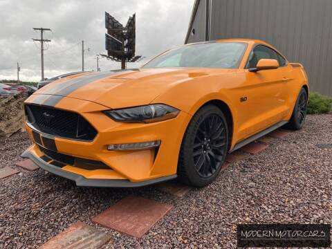 2019 Ford Mustang for sale at Modern Motorcars in Nixa MO