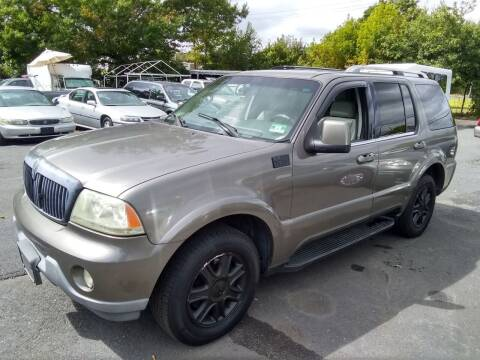 2004 Lincoln Aviator for sale at Wilson Investments LLC in Ewing NJ