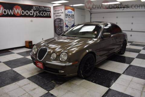 2001 Jaguar S-Type for sale at WOODY'S AUTOMOTIVE GROUP in Chillicothe MO