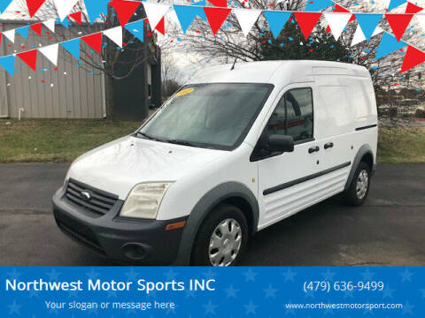 2012 Ford Transit Connect for sale at Northwest Motor Sports INC in Rogers AR