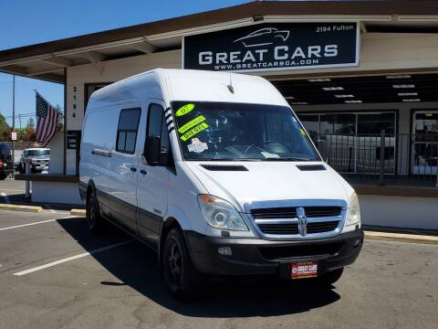 2007 Dodge Sprinter Cargo for sale at Great Cars in Sacramento CA