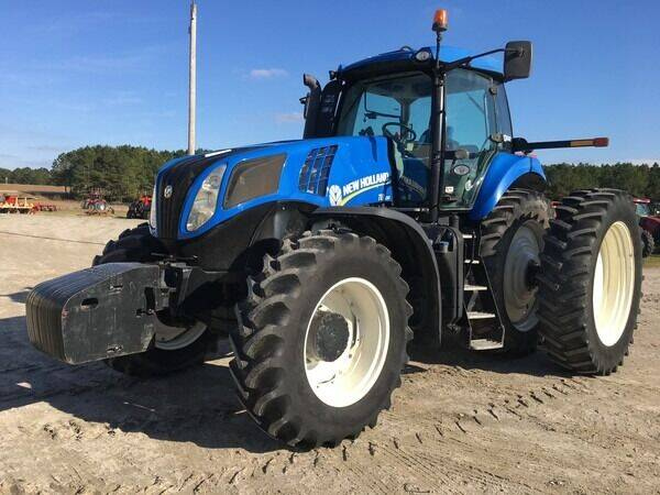 2013 New Holland T8.330 for sale at Vehicle Network - B & S Enterprises in Elizabeth City NC