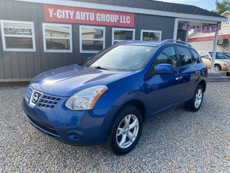 2010 Nissan Rogue for sale at Y City Auto Group in Zanesville OH