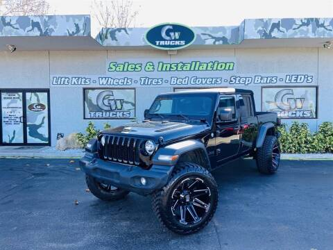 2020 Jeep Gladiator for sale at Greenway Auto Sales in Jacksonville FL