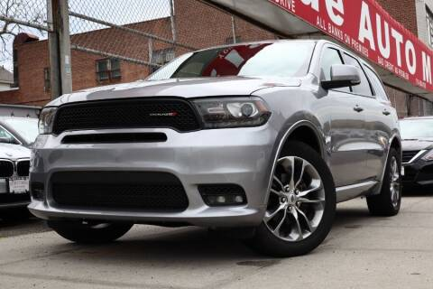 2020 Dodge Durango for sale at HILLSIDE AUTO MALL INC in Jamaica NY
