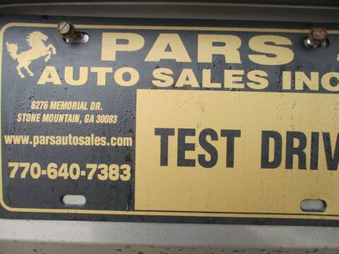 2004 Subaru Forester for sale at Pars Auto Sales Inc in Stone Mountain GA