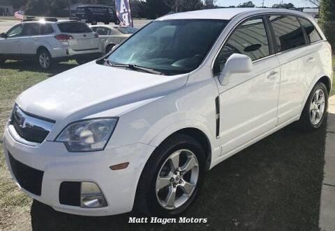2008 Saturn Vue for sale at Matt Hagen Motors in Newport NC