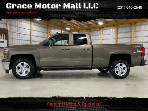 2015 Chevrolet Silverado 1500 for sale at Grace Motor Mall LLC in Traverse City MI