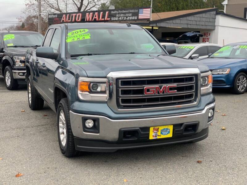 2014 GMC Sierra 1500 for sale at Milford Auto Mall in Milford MA