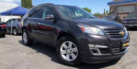 2014 Chevrolet Traverse for sale at Cars 2 Go in Clovis CA