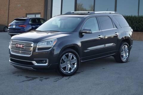 2014 GMC Acadia for sale at Next Ride Motors in Nashville TN