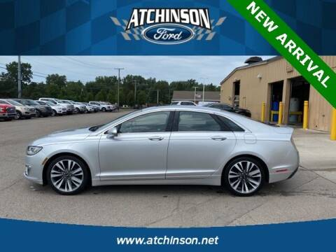 2017 Lincoln MKZ for sale at Atchinson Ford Sales Inc in Belleville MI