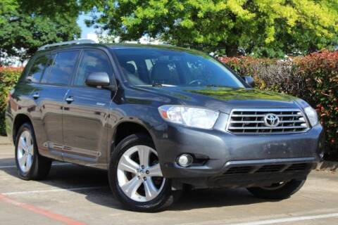 2010 Toyota Highlander for sale at DFW Universal Auto in Dallas TX