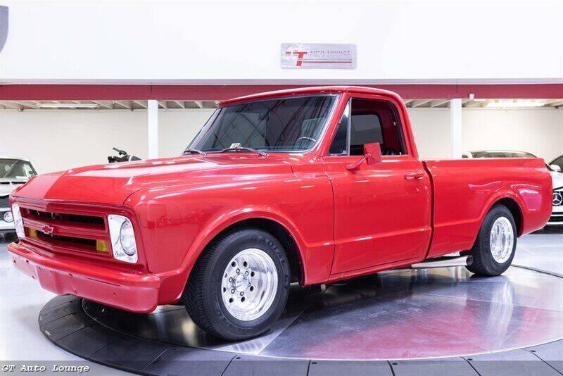 1967 Chevrolet C/K 10 Series for sale in Rancho Cordova, CA