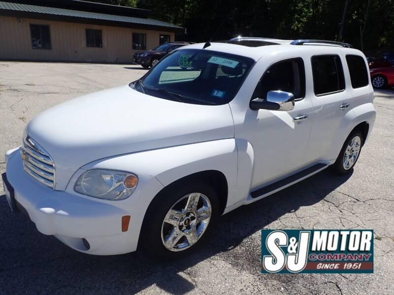 2011 Chevrolet HHR for sale at S & J Motor Co Inc. in Merrimack NH