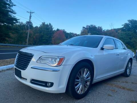 2013 Chrysler 300 for sale at Royal Crest Motors in Haverhill MA