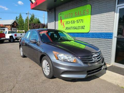 2012 Honda Accord for sale at Vehicle Simple @ JRS Auto Sales in Parkland WA