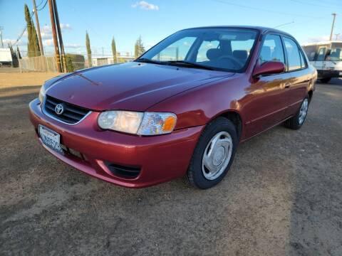 2001 Toyota Corolla for sale at The Auto Barn in Sacramento CA