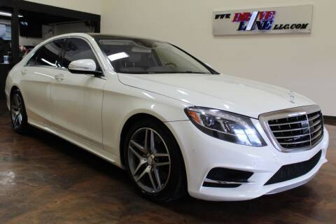 2014 Mercedes-Benz S-Class for sale at Driveline LLC in Jacksonville FL