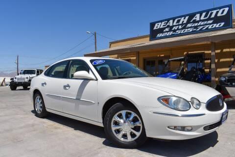 2006 Buick LaCrosse for sale at Beach Auto and RV Sales in Lake Havasu City AZ