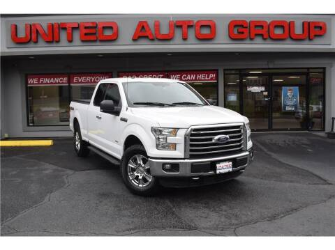 2015 Ford F-150 for sale at United Auto Group in Putnam CT