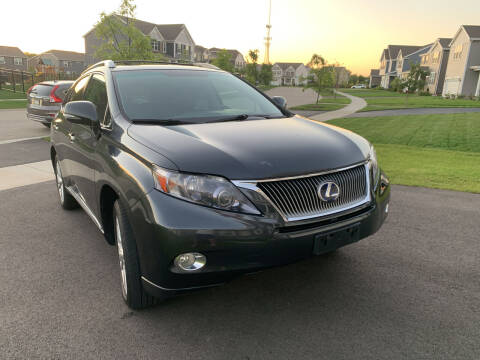 2010 Lexus RX 450h for sale at Buy A Car in Chicago IL