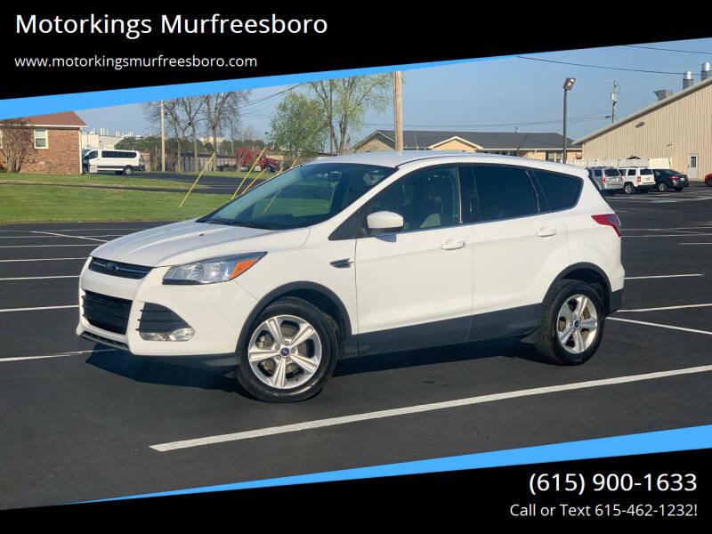 2014 Ford Escape for sale at Motorkings Murfreesboro in Murfreesboro TN