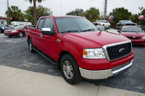 2004 Ford F-150 for sale at J Linn Motors in Clearwater FL