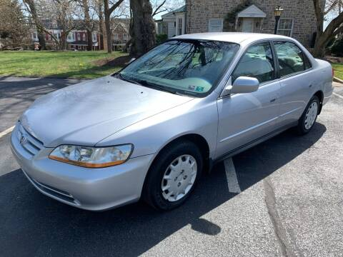 2001 Honda Accord for sale at On The Circuit Cars & Trucks in York PA