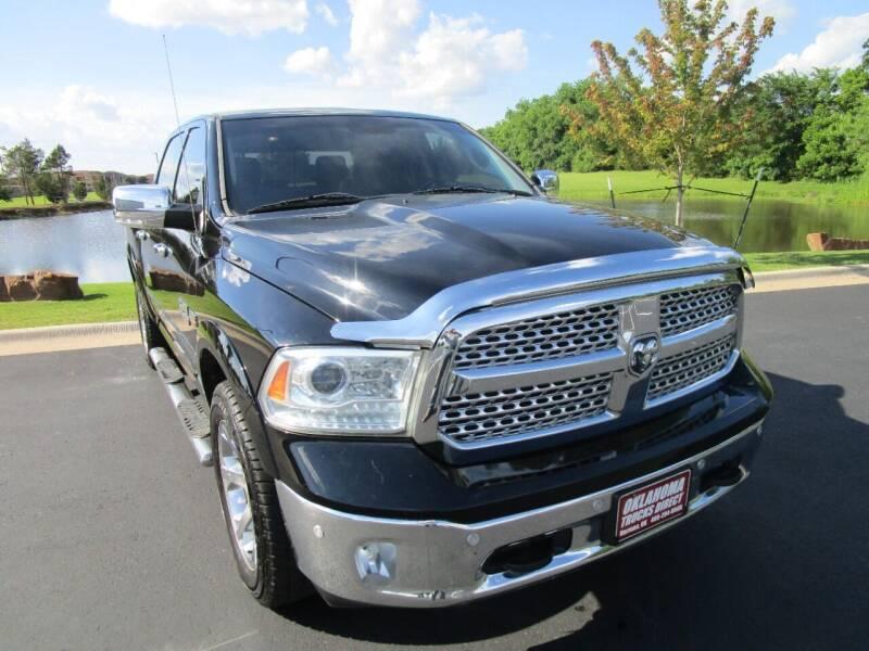 2014 RAM Ram Pickup 1500 for sale at Oklahoma Trucks Direct in Norman OK