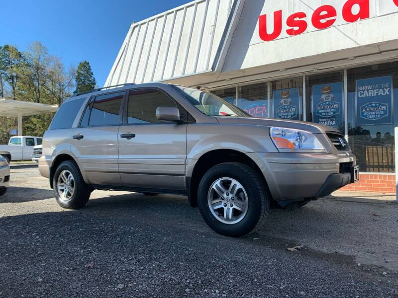 2004 Honda Pilot for sale at Charlie's Used Cars in Thomasville NC